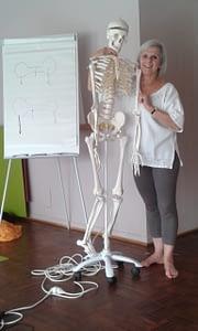 , Formation: les modules d'anatomie appliquée au yoga ont commencé !